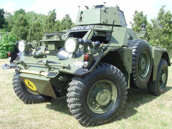 Khaki Corps Imports - Ferret Mk2/3 Scout Car